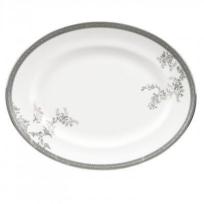 """$240.00 Oval Platter 35 cm / 13.7"""""""
