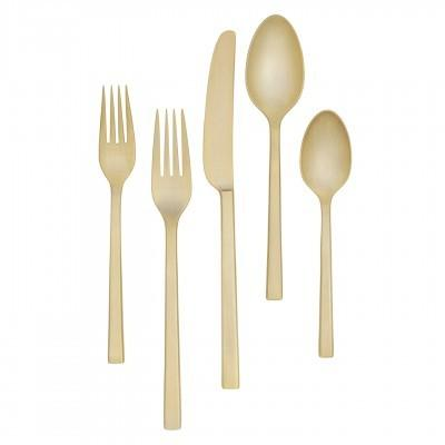 $125.00 Flatware 5 piece plate setting