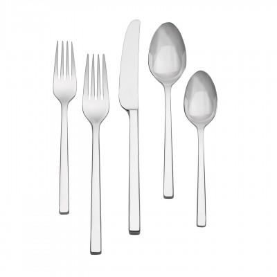 Vera Wang  Polished Flatware 5 piece plate setting $70.00