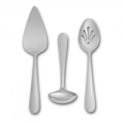 $100.00 Serving Flatware 3 piece set