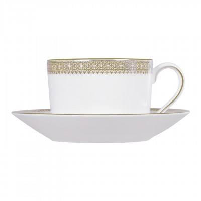 Vera Wang  Vera Lace Gold Tea Cup 0.15 L Low $37.00