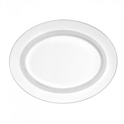 "Vera Wang  Vera Moderne Oval Platter 35 cm / 13.7"" $170.00"