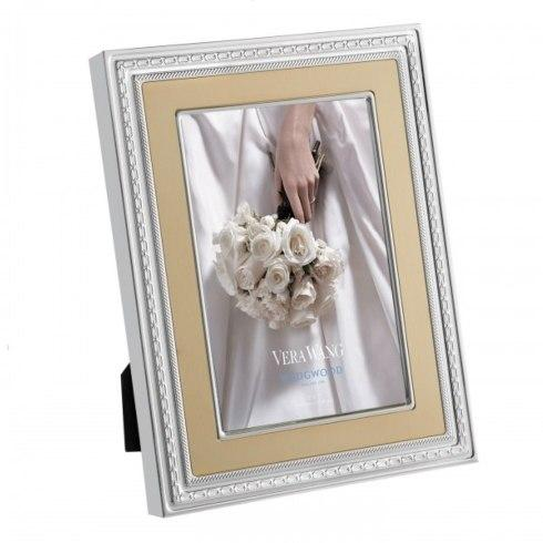 "Vera Wang  With Love Gold Frame 5x7"" $80.00"