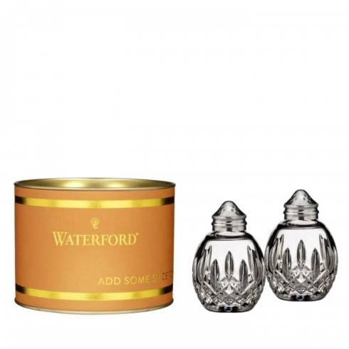 Waterford  Giftology Lismore Round Salt & Pepper Set $100.00