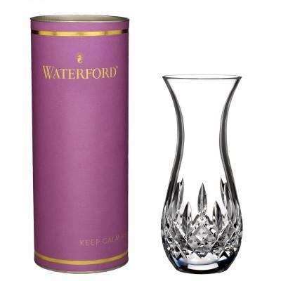 "Waterford  Giftology Lismore Sugar 6"" Bud Vase $80.00"