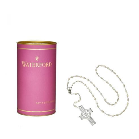 $100.00 Rosary Beads (Purple Tube)