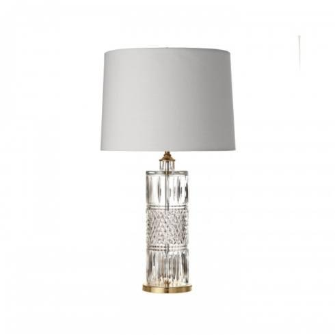 $545.00 Irish Lace Accent Lamp
