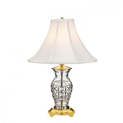 $595.00 Kingsley Table Lamp  22.0  Polished Brass