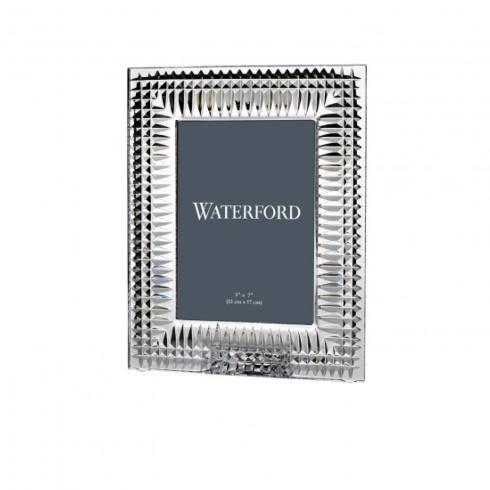 Waterford  Lismore Diamond 5 x 7 Frame $110.00