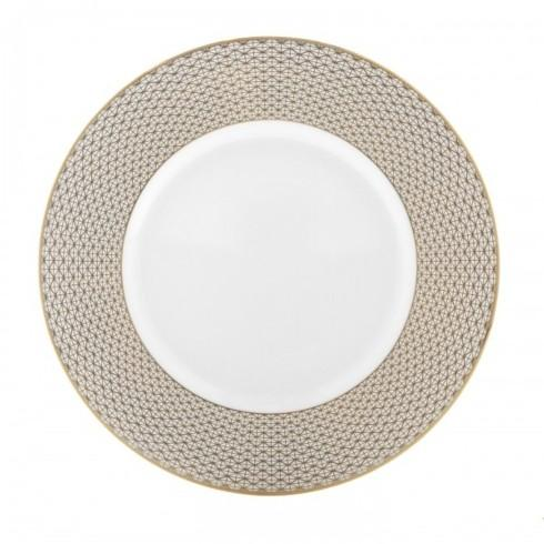 Waterford  Lismore Diamond Gold accent plate 9 $70.00