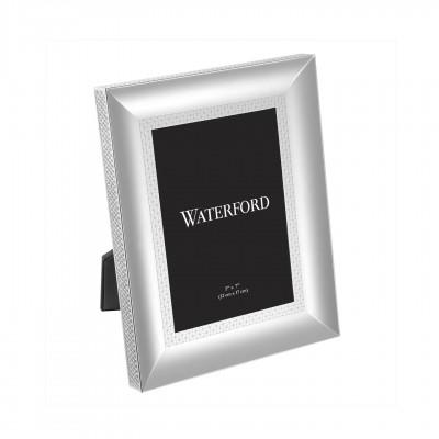 Waterford  Lismore Diamond Silver Picture Frame 5x7 $100.00