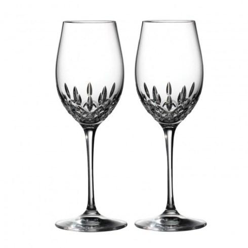 Waterford  Lismore Essence White Wine, Pair $160.00