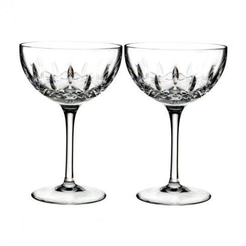 Waterford  Lismore Pops Cocktail Pair, Clear $135.00