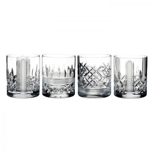 Waterford  Short Stories Lismore Revolution Tumbler Set/4 $270.00