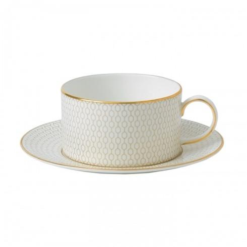 Wedgwood  Arris Teacup & Saucer Set $60.00