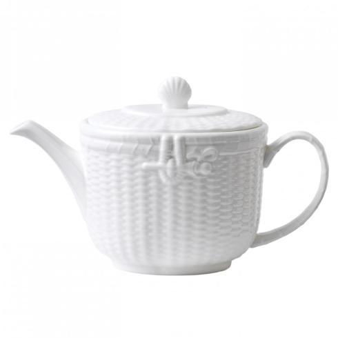 Wedgwood  Nantucket Basket Teapot $125.00