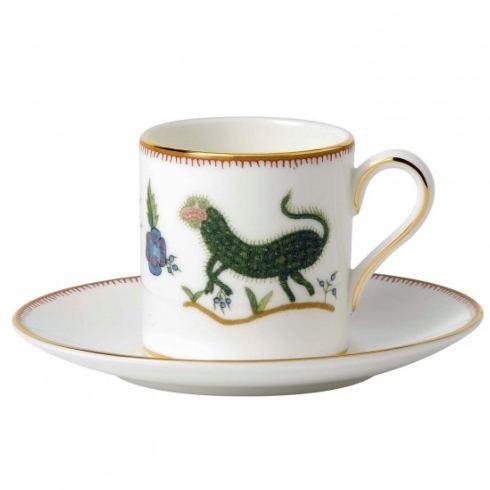 $80.00 Espresso Cup & Saucer Set