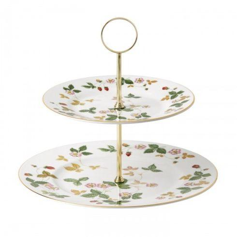 $165.00 Two-Tier Cake Stand