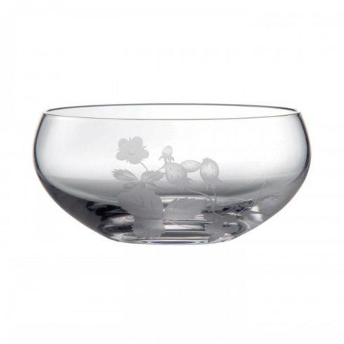 $75.00 Crystal Dessert Bowl