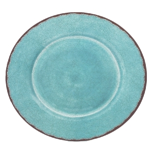 Family Style Platter, Antiqua Turquoise collection with 1 products
