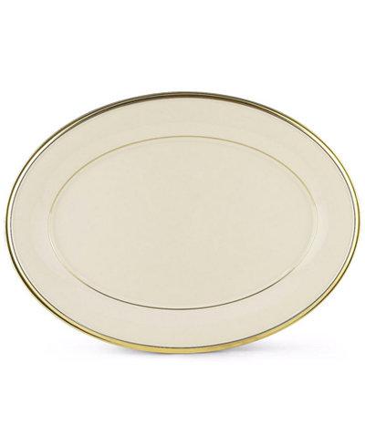 $169.95 Eternal Oval Platter