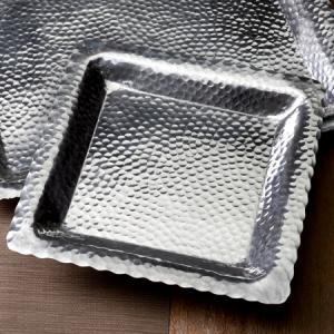 India Handicrafts   Square Platter $34.95