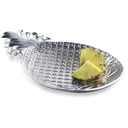 India Handicrafts   Pineapple Tray, Medium $31.95