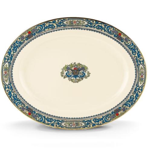 """$279.95 Autumn 13"""" Oval Platter"""