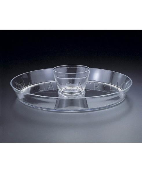 Huang Acrylic   Chip & Dip Tray $21.95