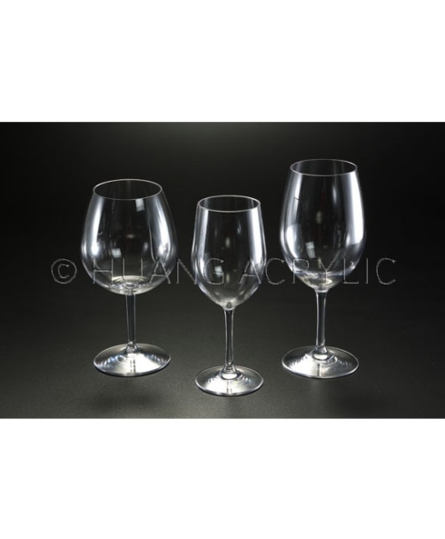 $9.95 20oz. Stemmed Wine/Water Glass (Dishwasher Safe)