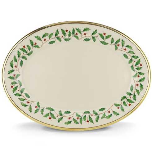 """$219.95 16"""" Oval Platter"""