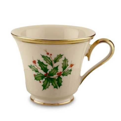 Lenox   Holiday Teacup $32.95