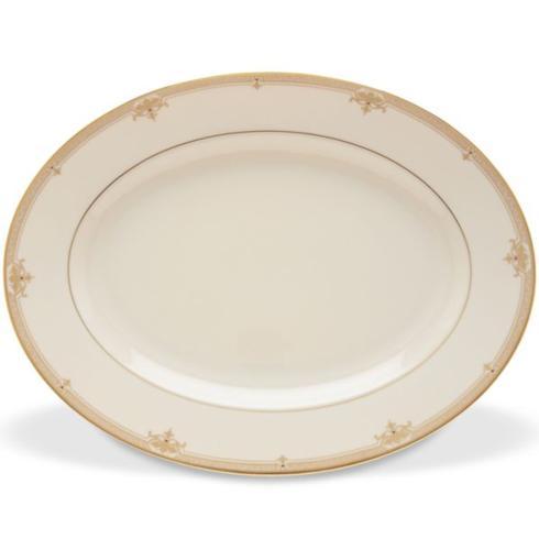 "$253.95 Republic 13"" Oval Platter"