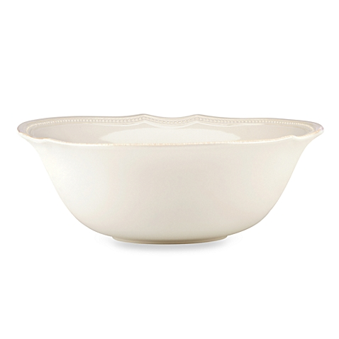 $59.95 French Perle Serving Bowl