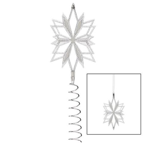 $129.00 Swarovski Star Tree Topper
