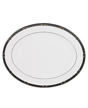 $249.95 Vintage Jewel Large Oval Platter
