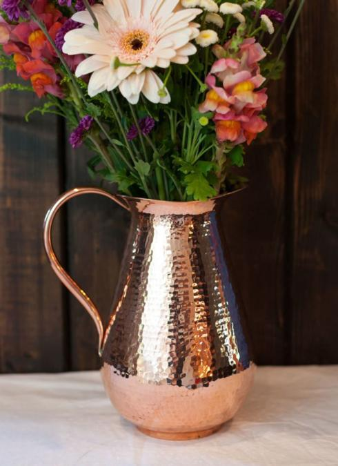 $163.00 Bisotun Water Pitcher with Copper handle