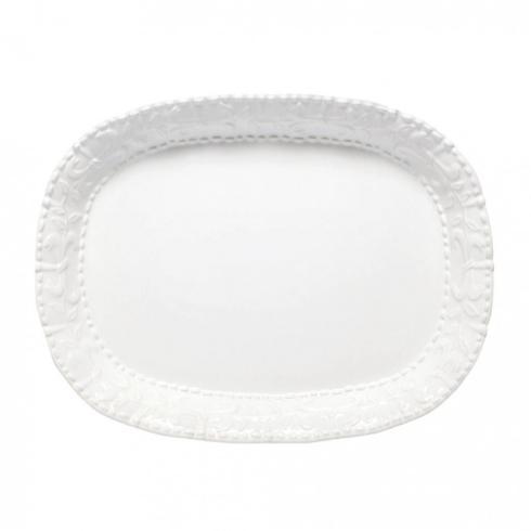 Skyros Designs  Historia large oval platter $105.00