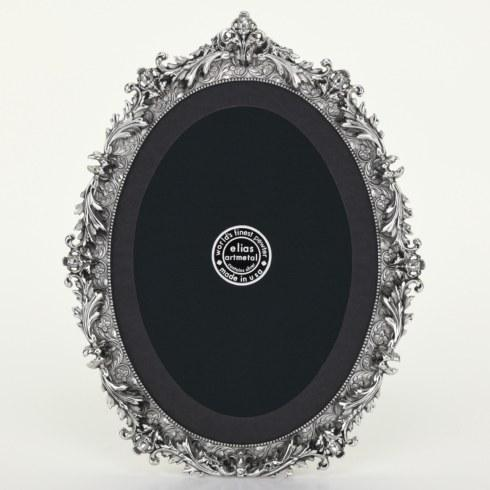 $178.00 French Baroque Oval Pewter