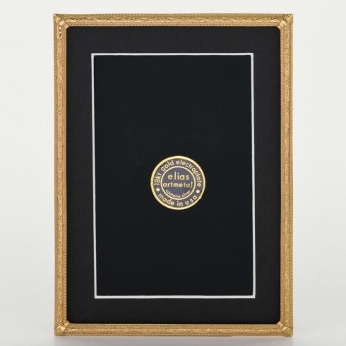 $131.00 Herringbone 5X7 Gold