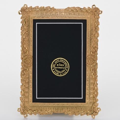 $149.00 Wreath of Triumph 4x6 Gold