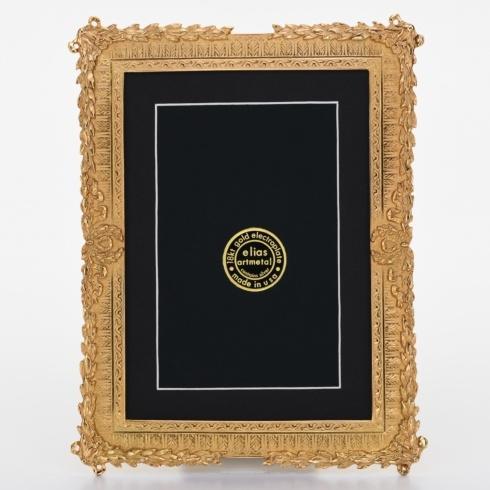 $180.00 Wreath of Triumph 5x7 Gold