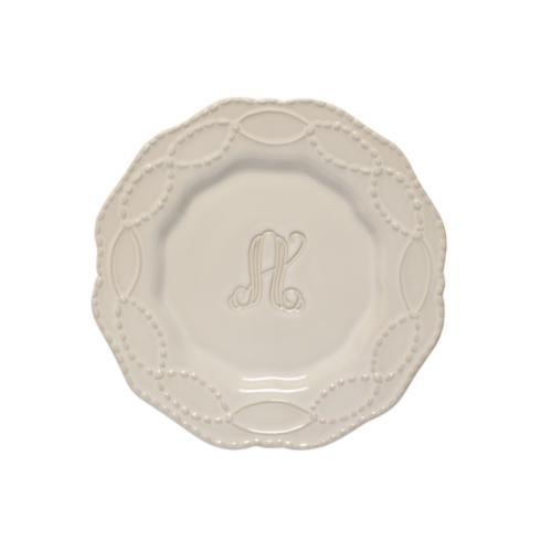 Skyros Designs  Legado Salad Plate - Engraved $37.00