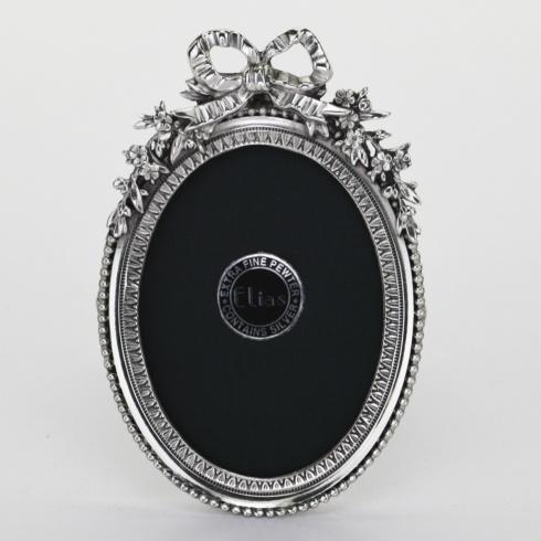 $59.00 Acanthus Oval Pewter
