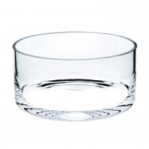 Badash   Manhattan European Mouth Blown Lead Free Crystal 10 in.Cylinder Bowl  $58.00