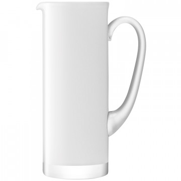 LSA International   Basis White Jug/Pitcher $55.00