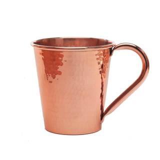 Sertodo Copper  Barware Moscow Mule Mug, Copper Handle, 12oz $34.00