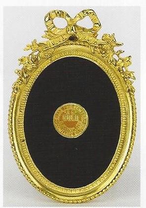 Elias Artmetal   Sm. Frame 2 x 3 1/2 $80.00