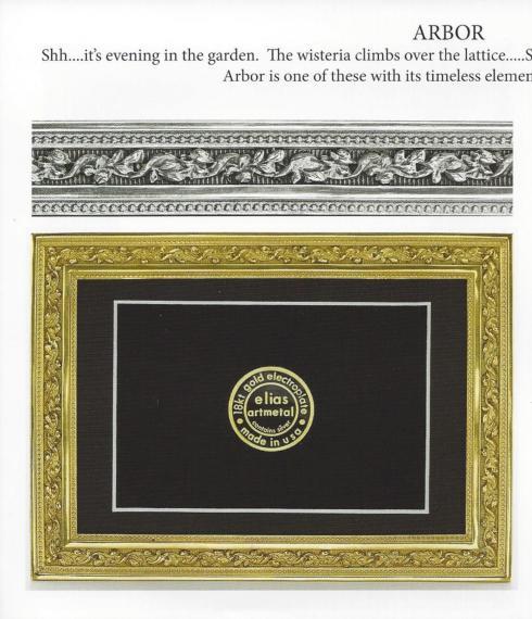 $130.00 Arbor Gold Frame 4 x 6