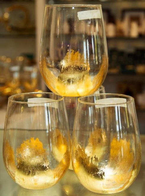 ELM Designs   Stemless White Wine $27.00